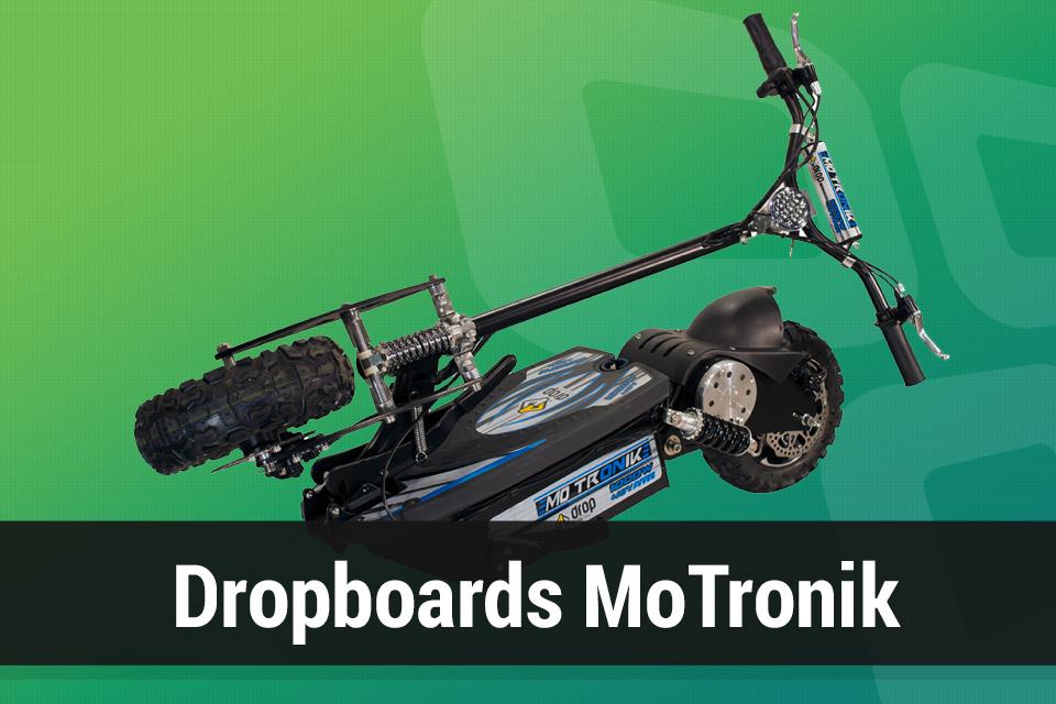 Imagem de Review: patinete elétrico Dropboards MoTronik 1000W-48V no tecmundo