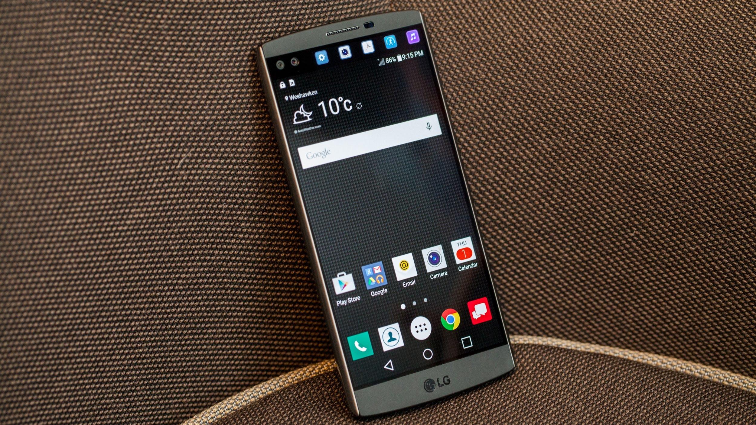 Imagem de LG pode estar preparando lançamento do sucessor do V10 em setembro no tecmundo