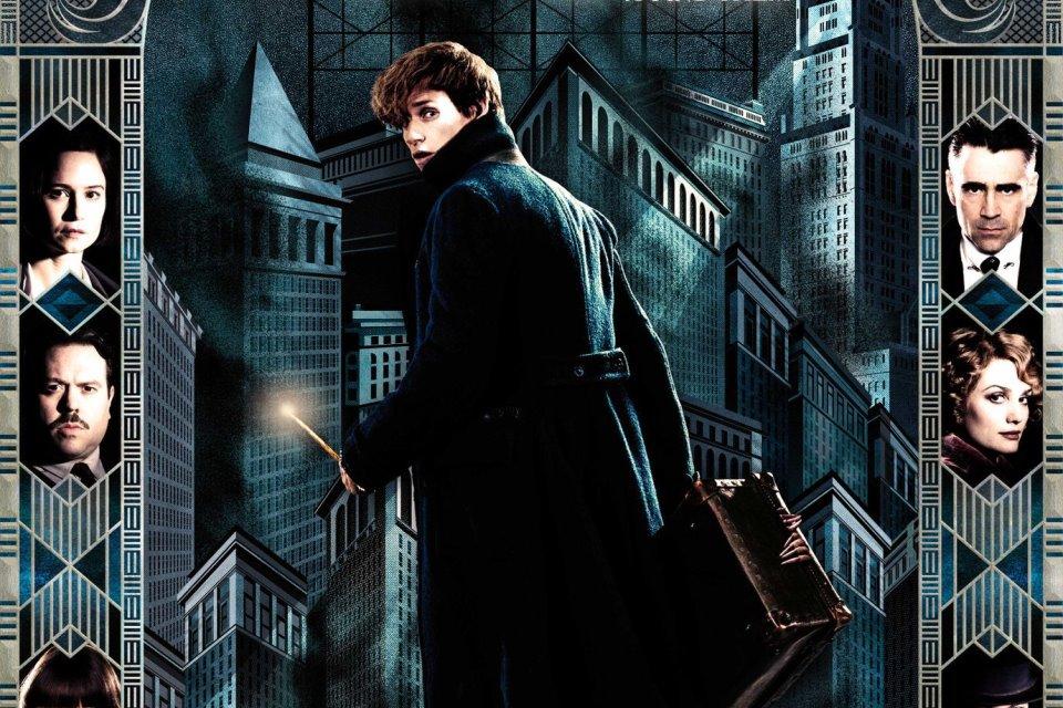 Imagem de Animais Fantásticos e Onde Habitam: pôster do spinoff de Harry Potter no tecmundo
