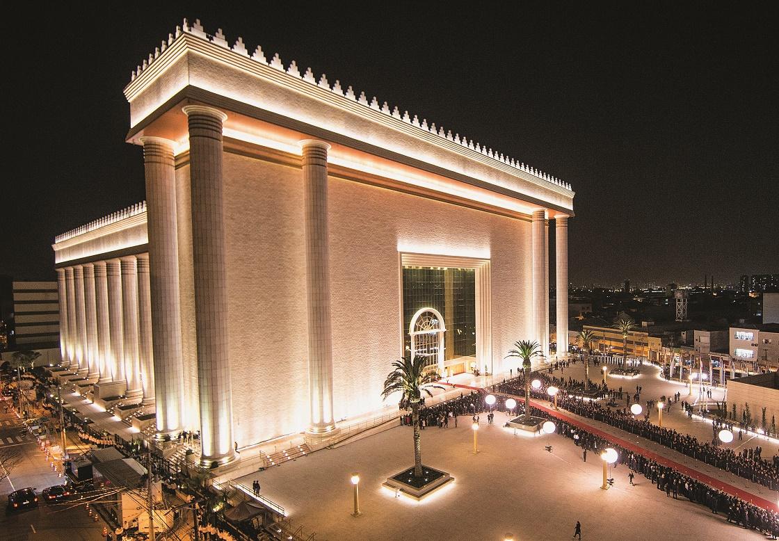 Imagem de Templo de Salomão (SP) é o lar do 'Anticristo', segundo Google Maps no tecmundo
