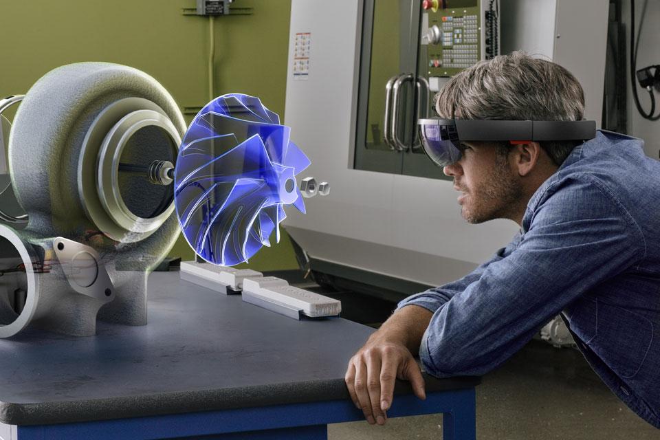 Imagem de Microsoft começa venda do HoloLens ao público geral; veja quanto custa no tecmundo