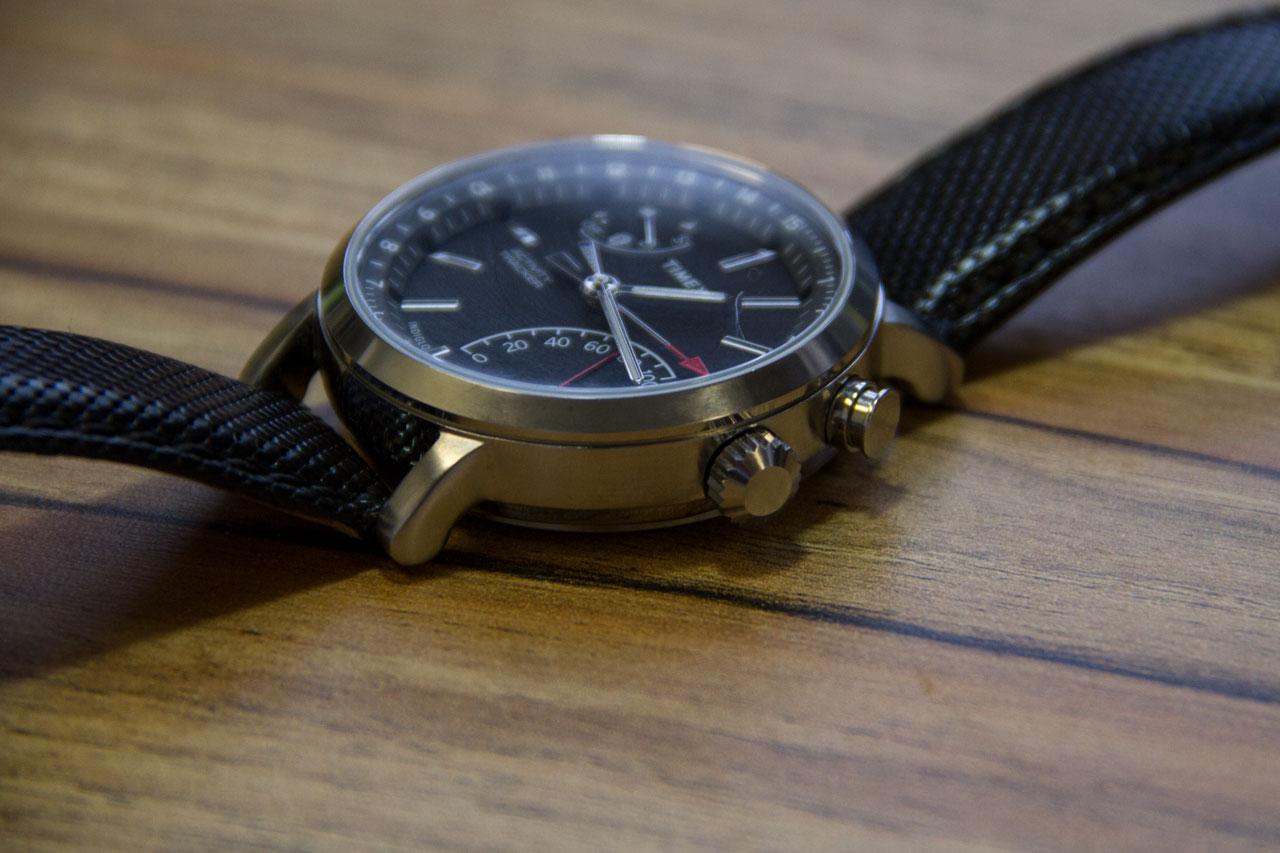 8acad3e9a82 Review  relógio Timex Metropolitan+ com rastreador de atividades ...
