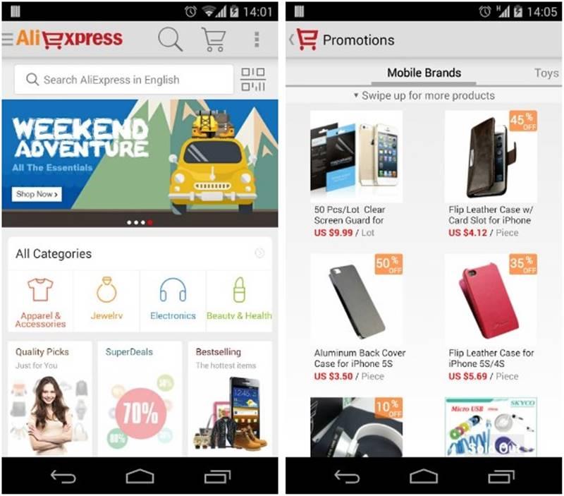 bbad39c0830 7 melhores apps de Android para você fazer suas compras - TecMundo