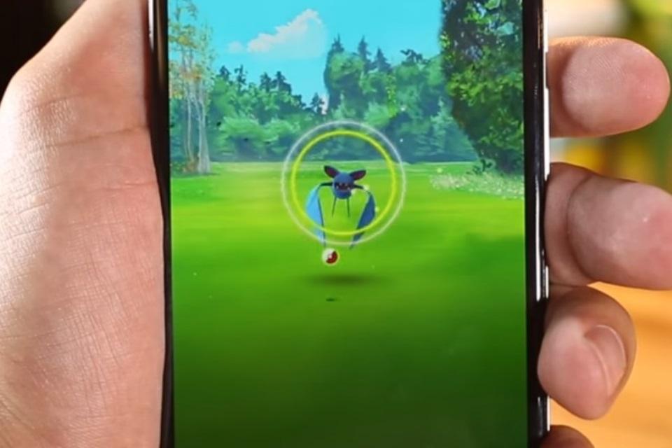 Imagem de Pokémon GO: o que significam os aneis coloridos que aparecem nos Pokémons no tecmundo