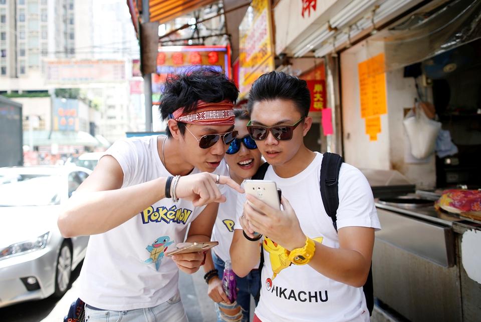 Imagem de Temos que pegar! Hong Kong sedia primeira competição oficial de Pokémon GO no tecmundo