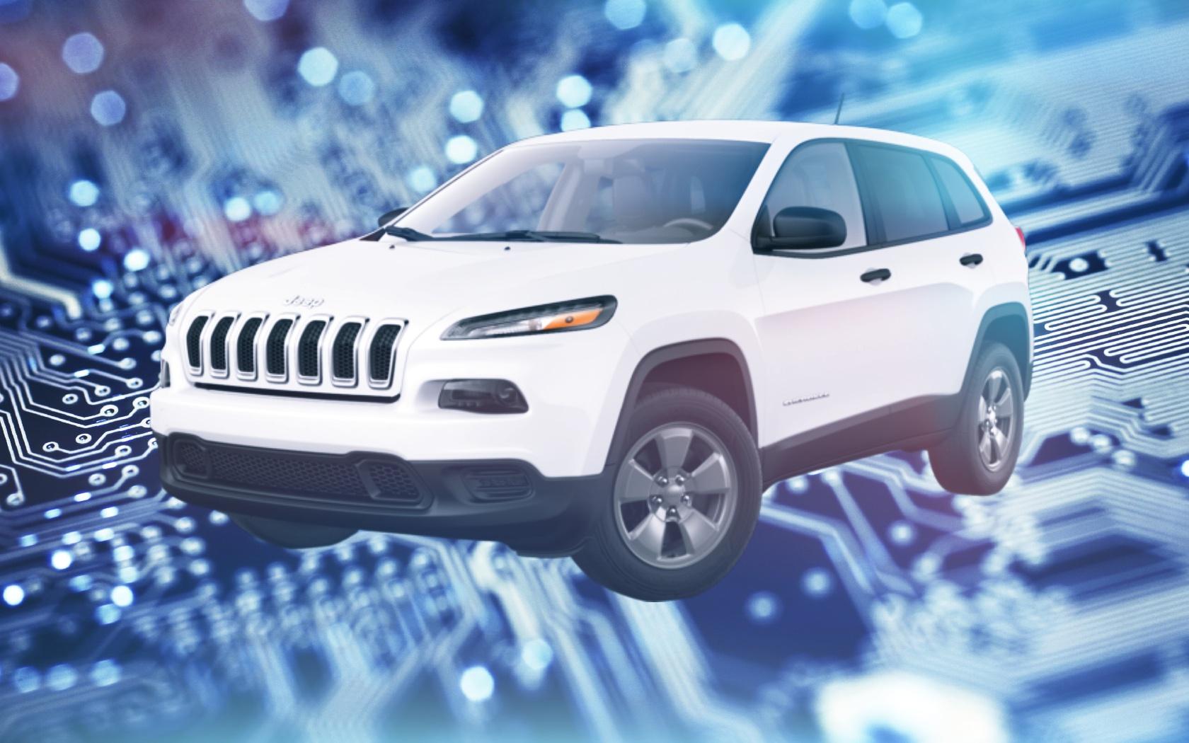 Imagem de Dupla roubou mais de 30 carros da Jeep e da Dodge... Com um notebook no tecmundo