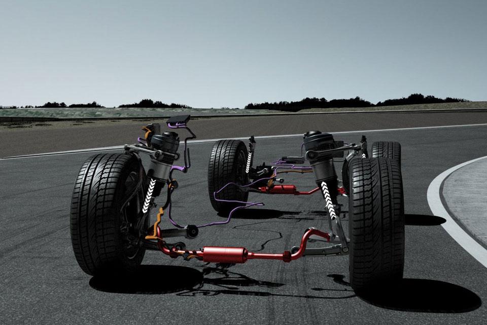 Imagem de Audi está desenvolvendo suspensão que vai recarregar seus carros elétricos no tecmundo
