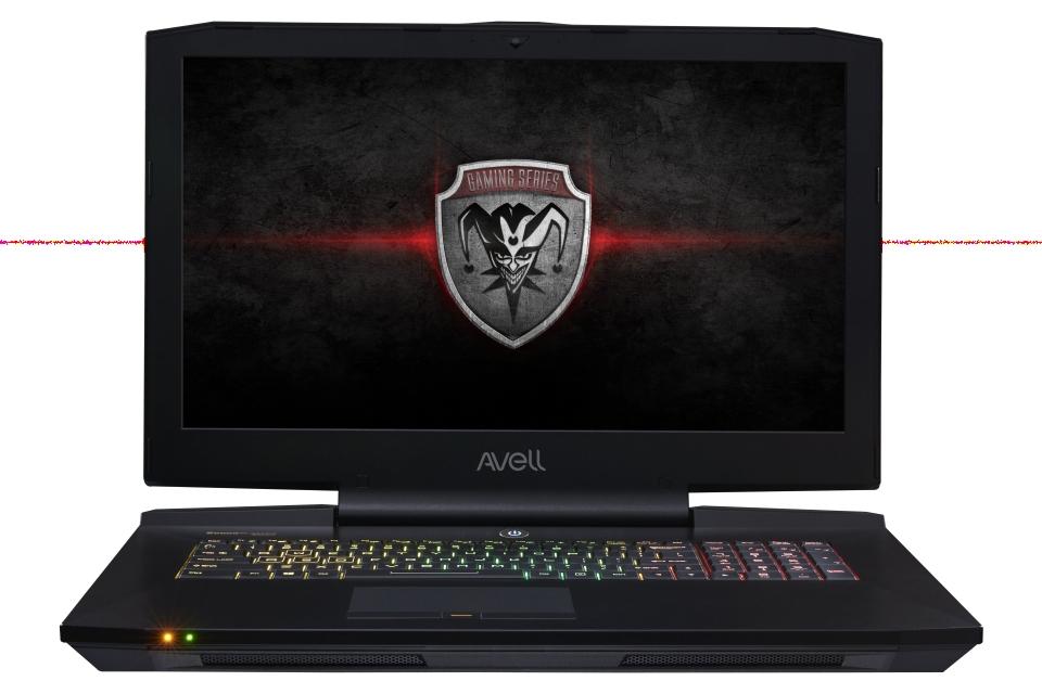 Imagem de Avell revela notebooks com chips GeForce GTX 10 — e tem modelos com SLI no tecmundo