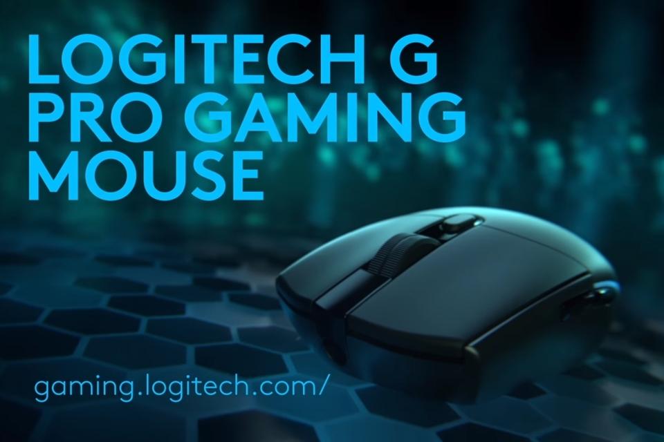 Imagem de Voltado para gamers profissionais, Logitech anuncia novo mouse G Pro Gaming no tecmundo