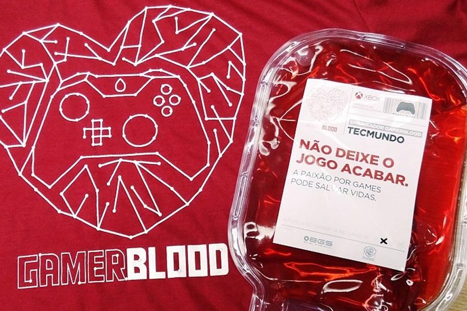Imagem de #GamerBlood: Xbox cria campanha para incentivar doação de sangue no Brasil no tecmundo