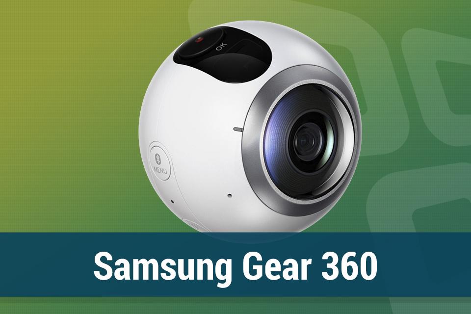 Imagem de Review: câmera Samsung Gear 360 [vídeo] no tecmundo
