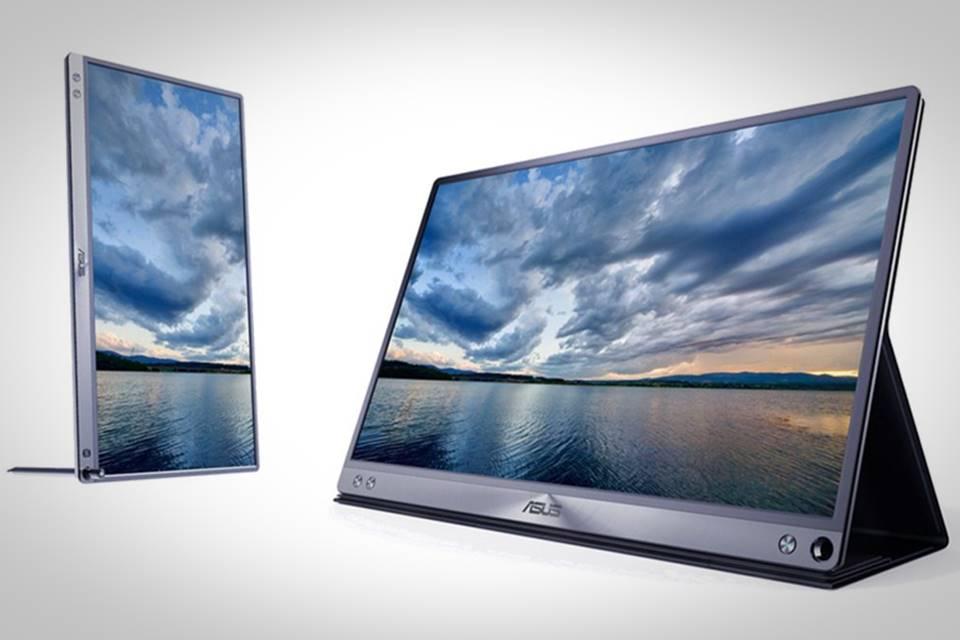 Imagem de ASUS anuncia o ZenScreen, um monitor portátil USB de 15,6 polegadas no tecmundo