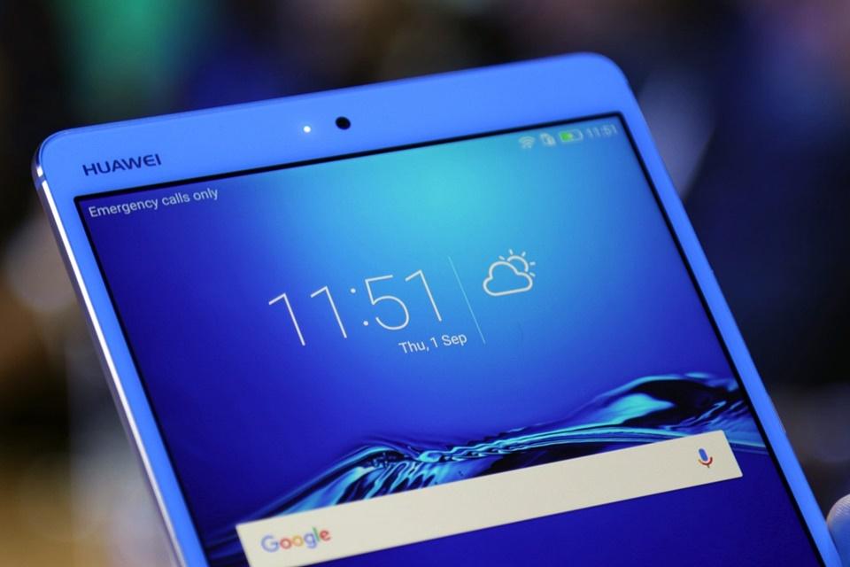 Imagem de MediaPad M3: novo tablet da Huawei investe pesado na experiência multimídia no tecmundo