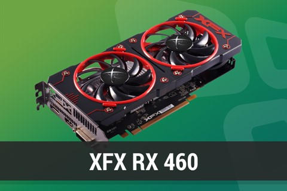 Imagem de Review: placa de vídeo XFX Radeon RX 460 no tecmundo