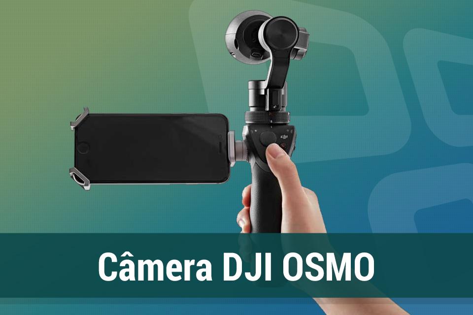 Imagem de Review: câmera estabilizadora DJI Osmo [vídeo] no tecmundo