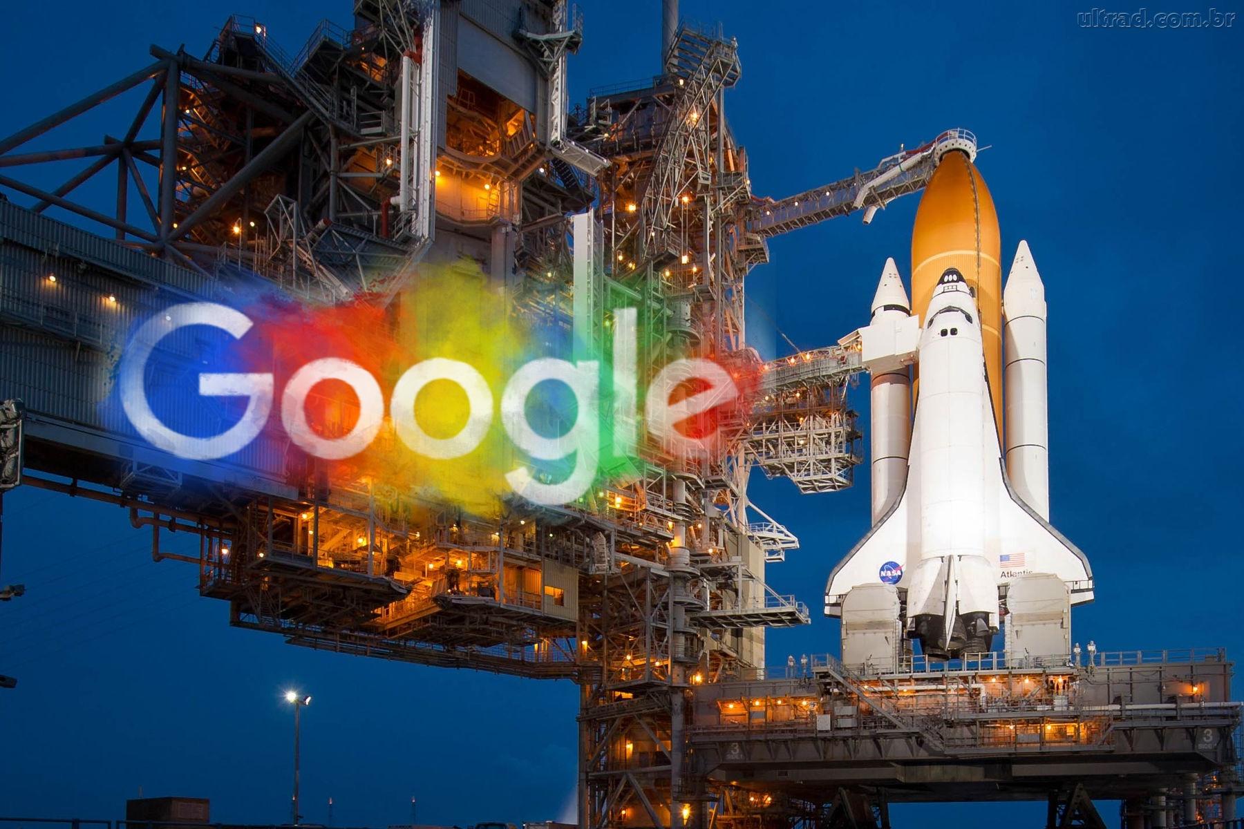 Imagem de Google tem 5 mil vezes mais código que o primeiro Ônibus Espacial no tecmundo