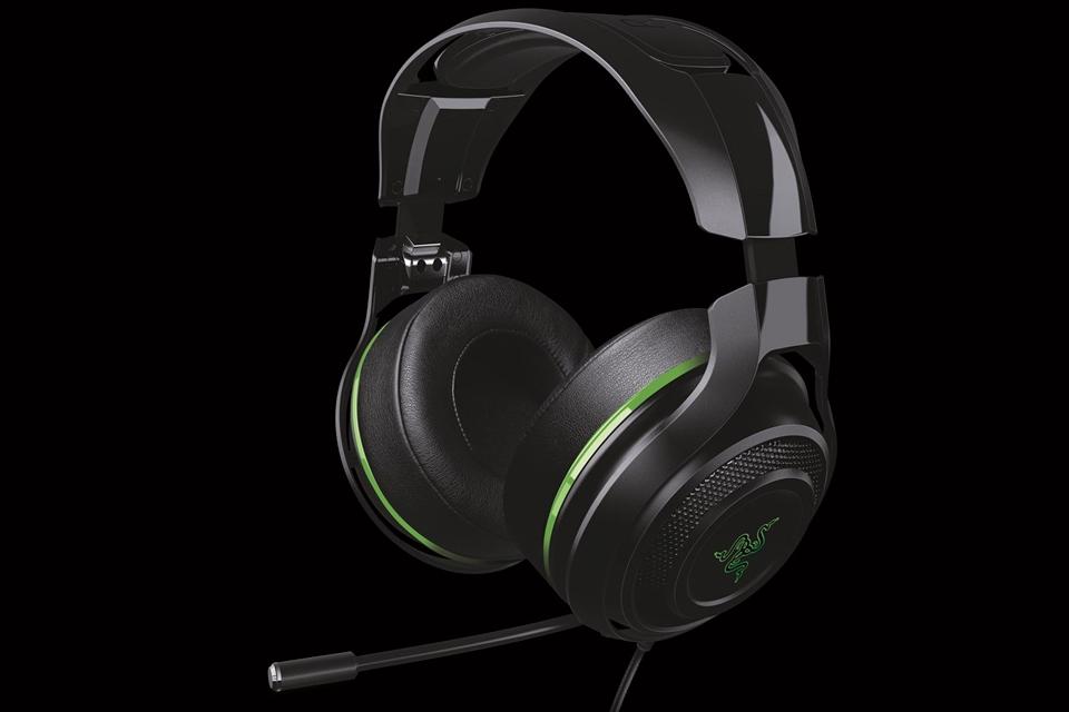 Imagem de Razer lança headset gamer ManO'War 7.1, compatível com PS4, Xbox One e PC no tecmundo