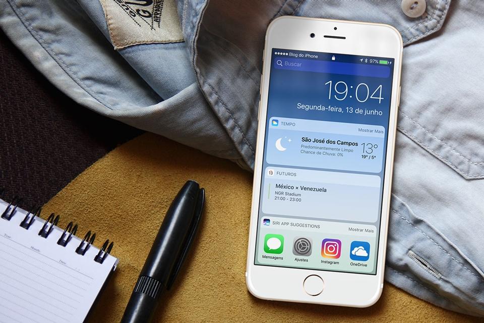 """Imagem de iOS 10: será que o recurso """"Levante para Acordar"""" funciona no seu iPhone? no tecmundo"""