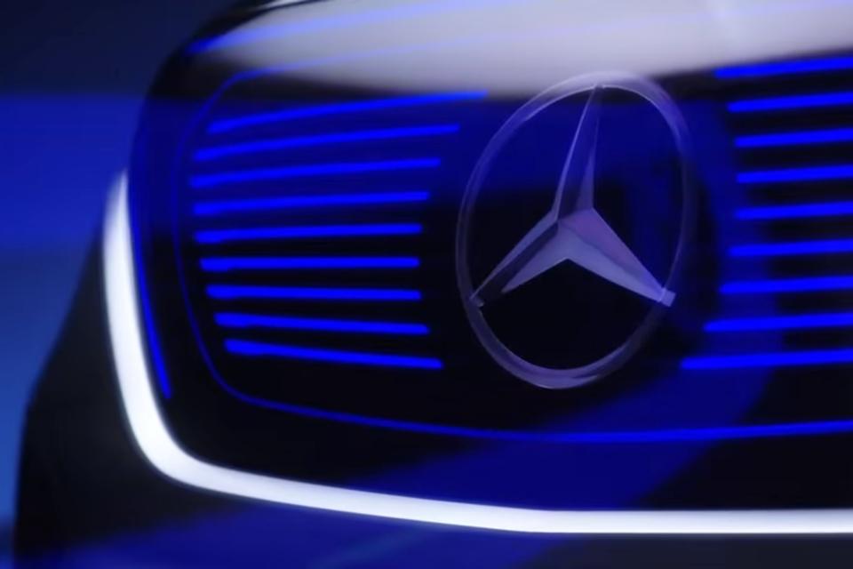 Imagem de Mercedes dá gostinho de conceito SUV high-tech 100% elétrico em vídeo no tecmundo