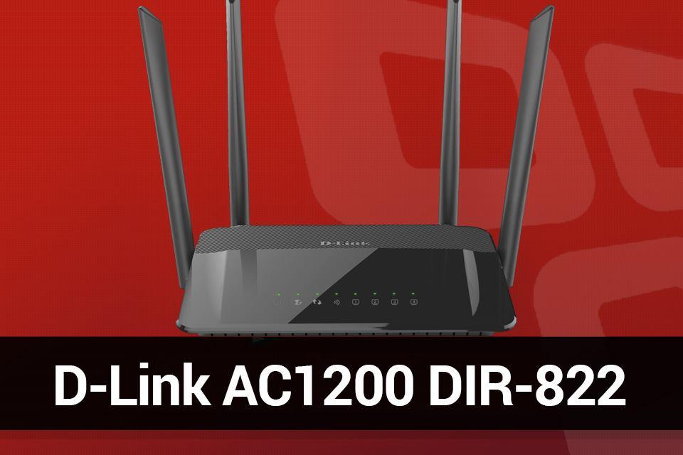 Imagem de Review: roteador D-Link AC1200 DIR-822 no tecmundo