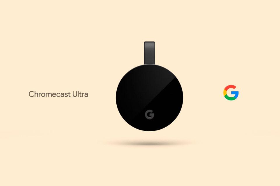 Imagem de Chromecast Ultra faz streaming em 4K e chega em novembro por US$ 69 no tecmundo