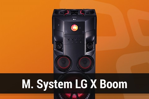 Imagem de Review: mini system LG X Boom Festa OM7560 [vídeo] no tecmundo