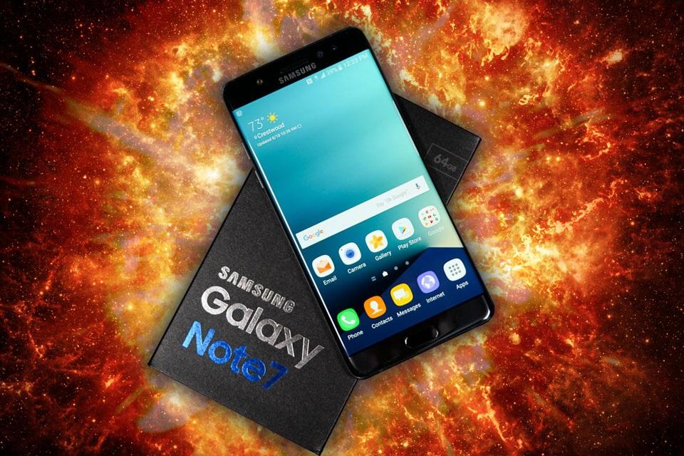 Imagem de 7 celulares seguros pra comprar no lugar do Samsung Galaxy Note 7 no tecmundo