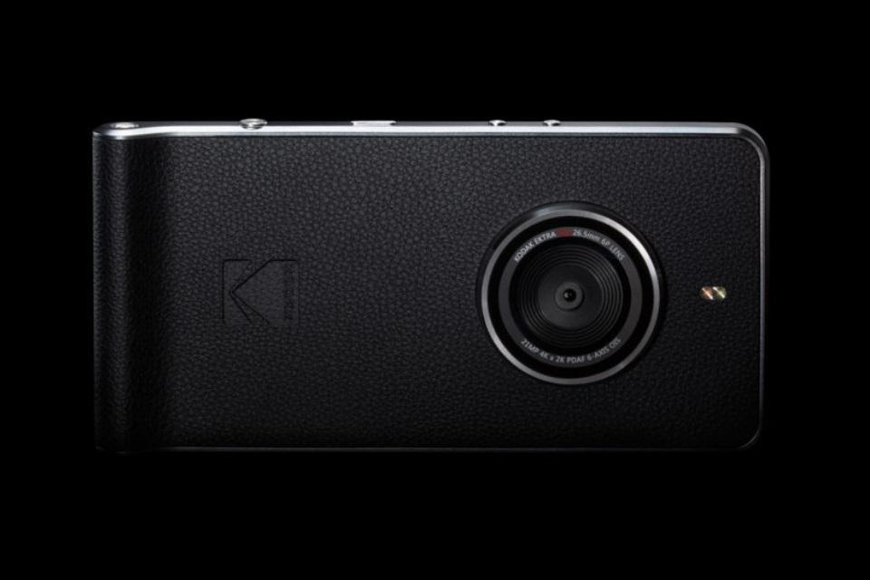 Imagem de Kodak anuncia smartphone Ektra com bom hardware e foco total em fotografias no tecmundo