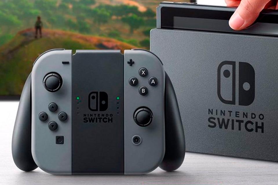 Imagem de Nintendo Swift: novo console modular pode ser jogado em qualquer lugar no tecmundo