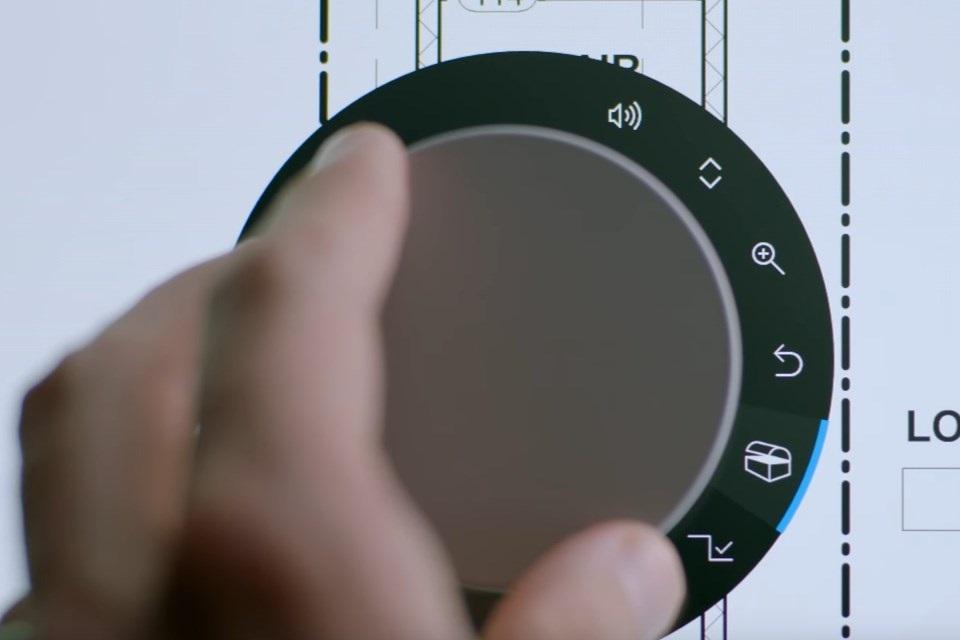 Imagem de Dial para o Surface Studio é a nova paleta digital para artes da Microsoft no tecmundo