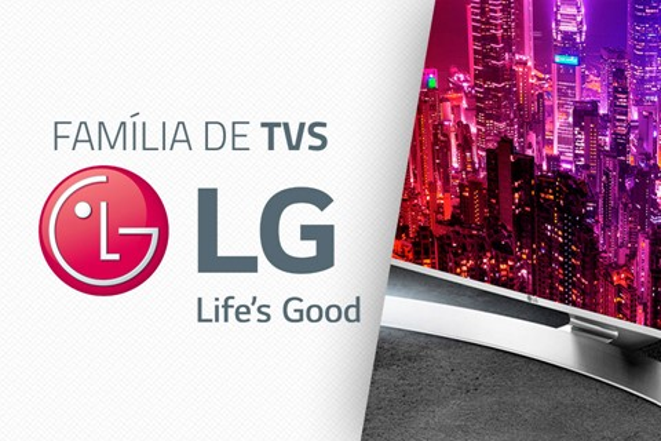 Imagem de Conheça a nova família de TVs da LG no tecmundo