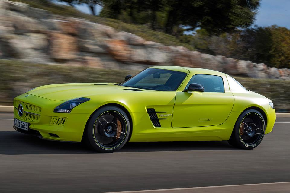 Imagem de Mercedes confirma que vai produzir esportivo 100% elétrico no tecmundo