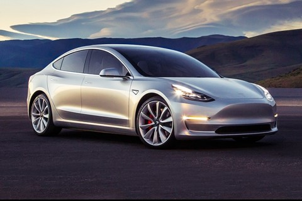 Imagem de Vidros do Tesla Model 3 devem ter tecnologia dos painéis solares da marca no tecmundo