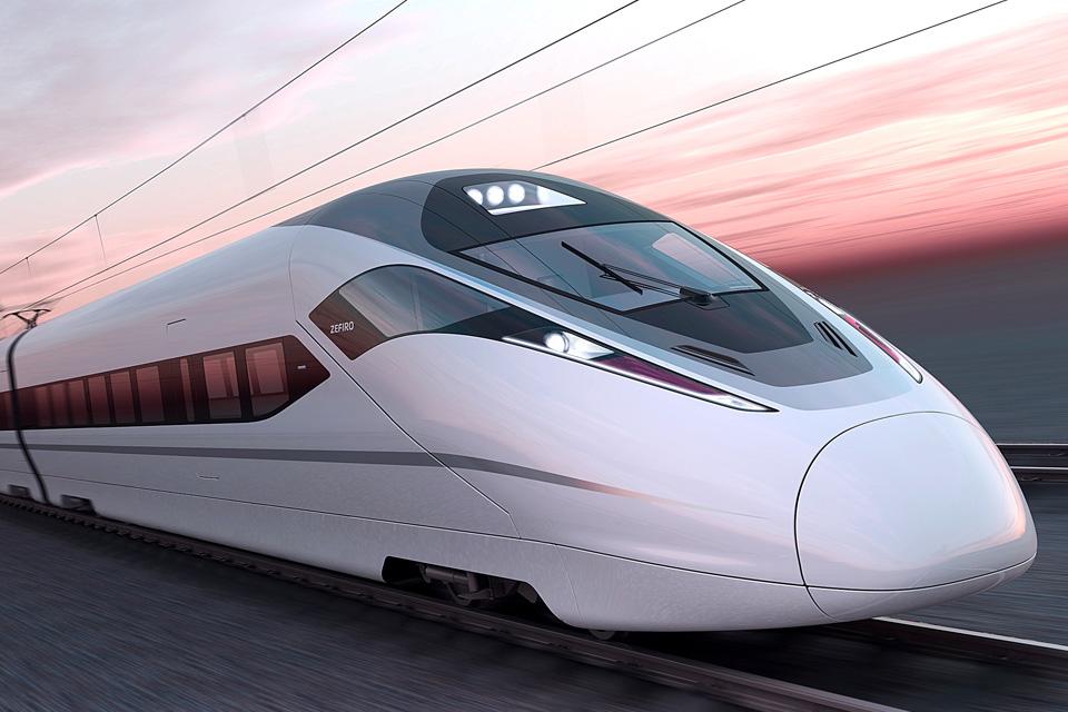 Imagem de Trem-bala em construção na China vai chegar a insanos 600 km/h no tecmundo