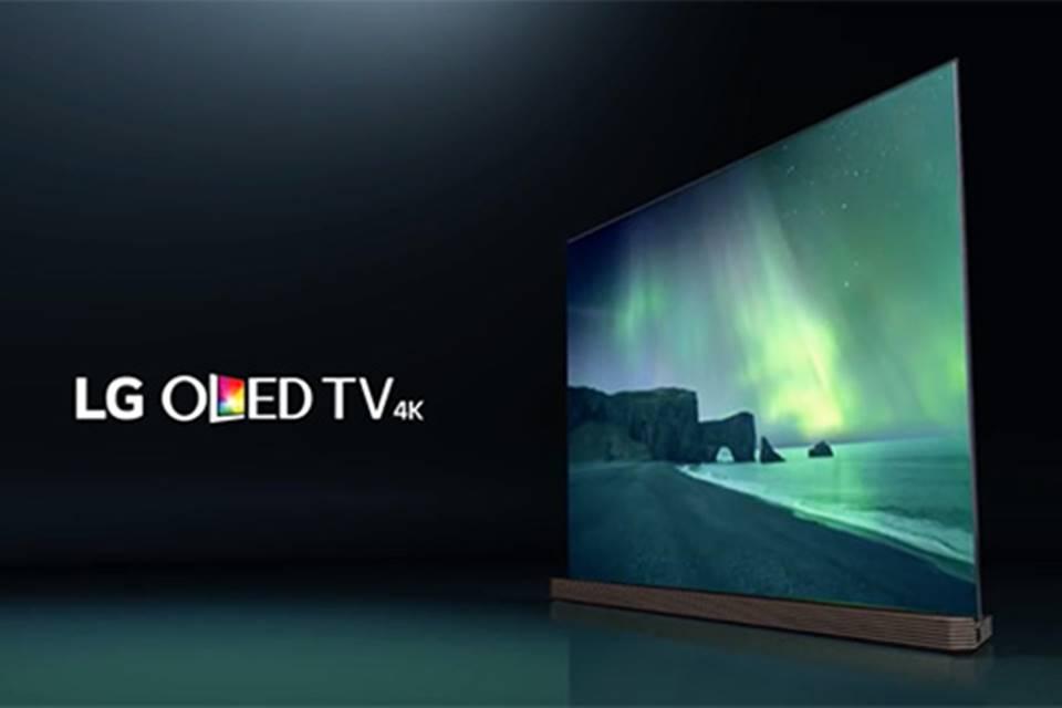 Imagem de É real ou LG? Conheça a tecnologia e a inovação das novas TVs OLED 4K da LG no tecmundo