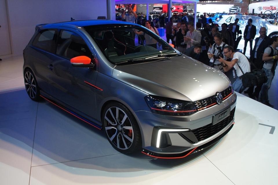 Imagem de Volkswagen exibe conceito do Gol GT e mais no Salão do Automóvel 2016 no tecmundo