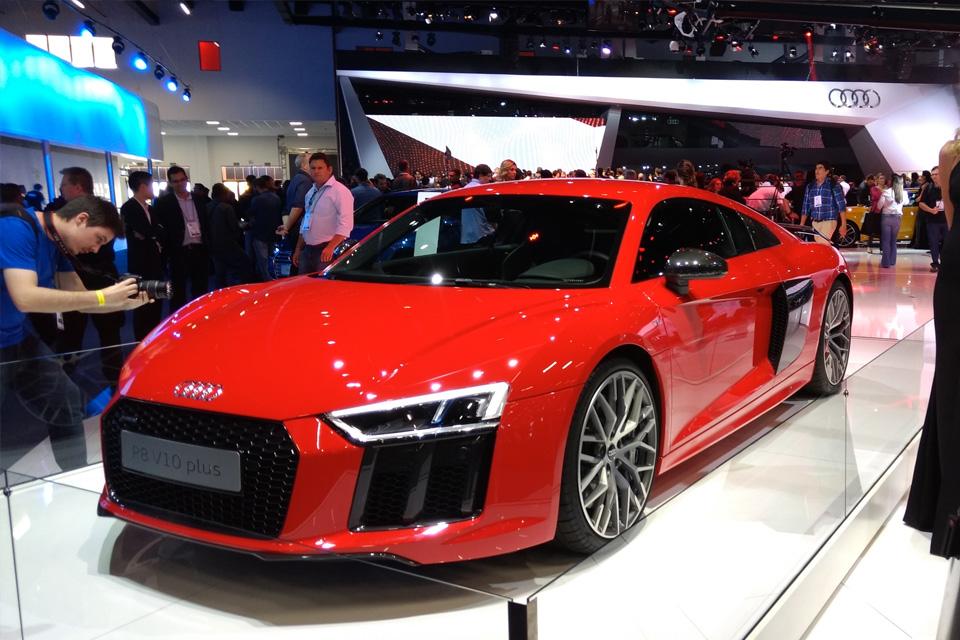 Imagem de Sem se abalar com polêmicas, Audi impressiona no Salão de SP no tecmundo