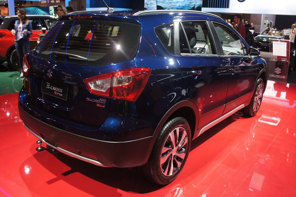 Imagem de Destaques da Suzuki no Salão incluem crossover, SUV e conceito Jimny Canvas no tecmundo