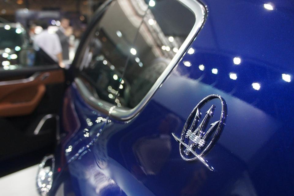 Imagem de Maserati volta ao Salão do Automóvel com seu primeiro SUV, o Levante no tecmundo