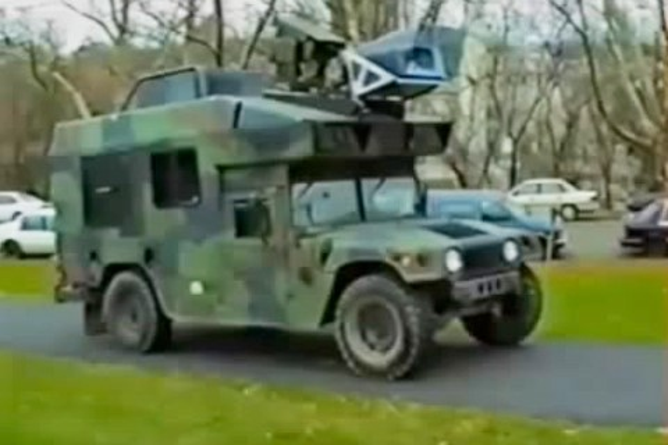 Imagem de Você sabia? Já existia um carro autônomo chamado ALVINN em 1989 no tecmundo