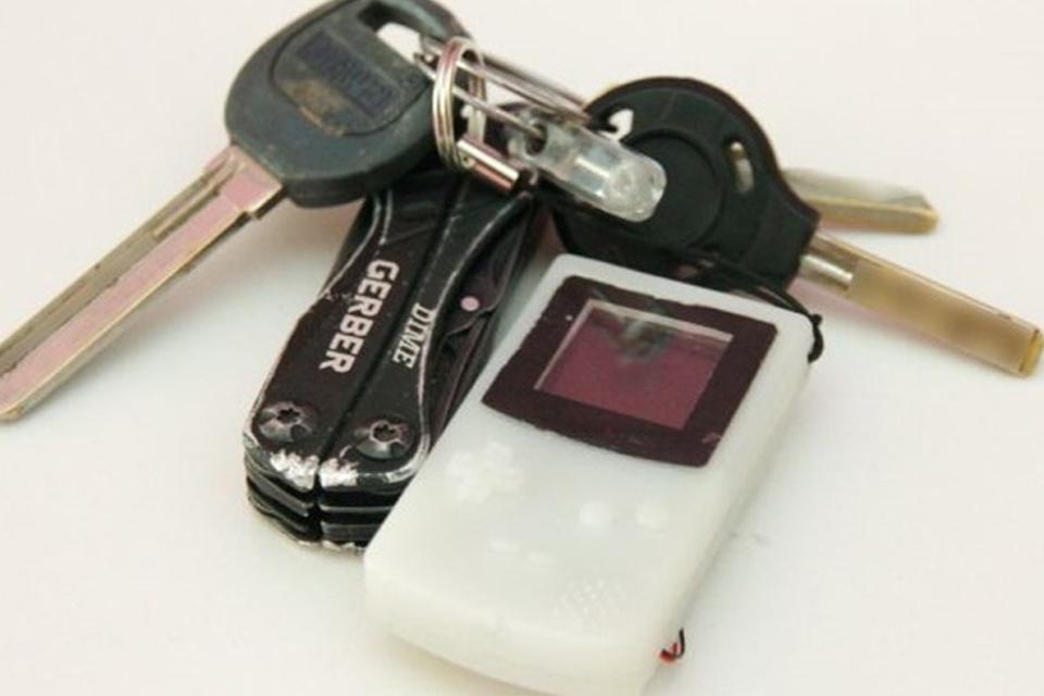 Imagem de Acredite: você vai querer muito esse chaveiro de Game Boy no tecmundo