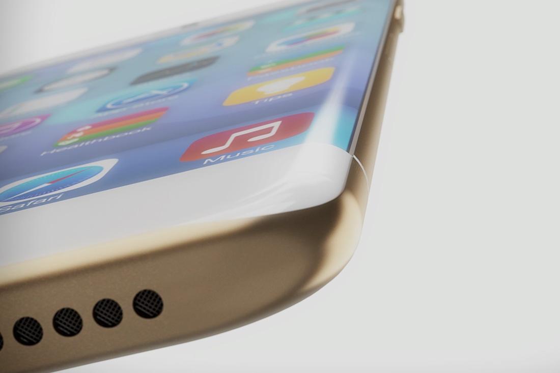 Imagem de Apple estaria planejando iPhone com tela curva ao estilo Samsung para 2017 no tecmundo