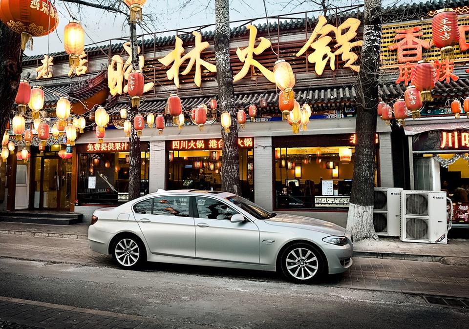 Imagem de Taxa da ostentação: China decide aumentar impostos sobre carros de luxo no tecmundo