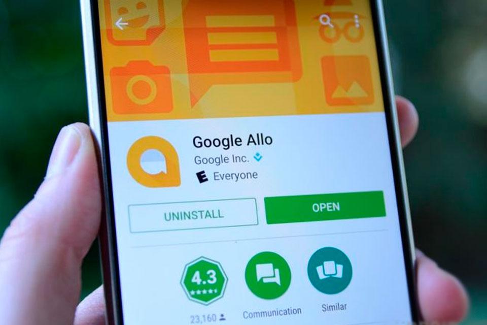 Imagem de Agora 100% em português, Google Allo quer ser um mensageiro completo no tecmundo