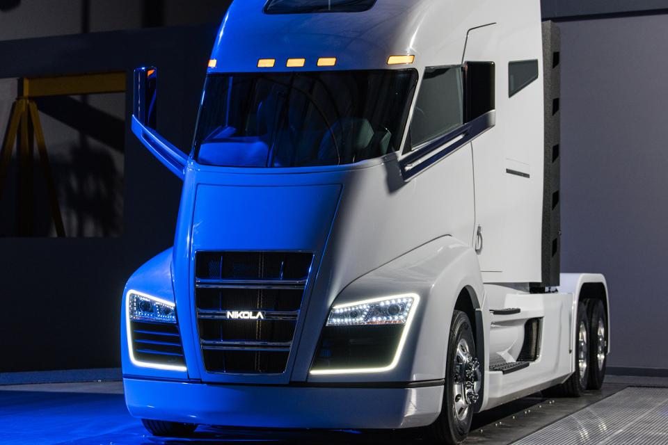 Imagem de Nikola anuncia oficialmente seu caminhão movido a hidrogênio no tecmundo