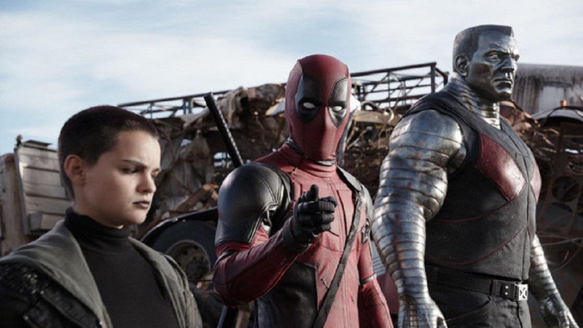 Imagem de Deadpool é eleito o filme com mais erros de continuidade do ano no tecmundo
