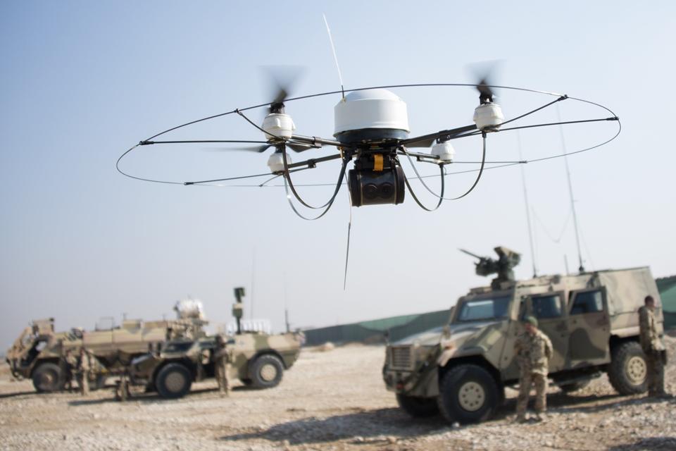 Imagem de Departamento de Defesa dos EUA quer gamers testando drones de guerra no tecmundo