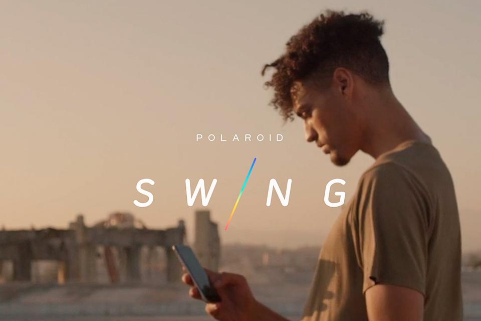 Imagem de Quer fotos com movimento? Polaroid lança app Polaroid Swing no Brasil no tecmundo