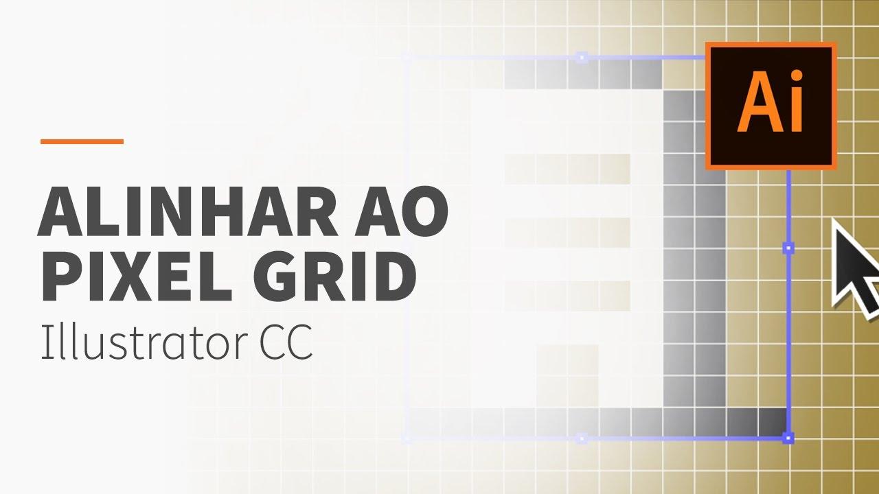 Imagem de Tutorial Ilustrator CC: aprenda o alinhamento com o Pixel Grid [vídeo] no tecmundo