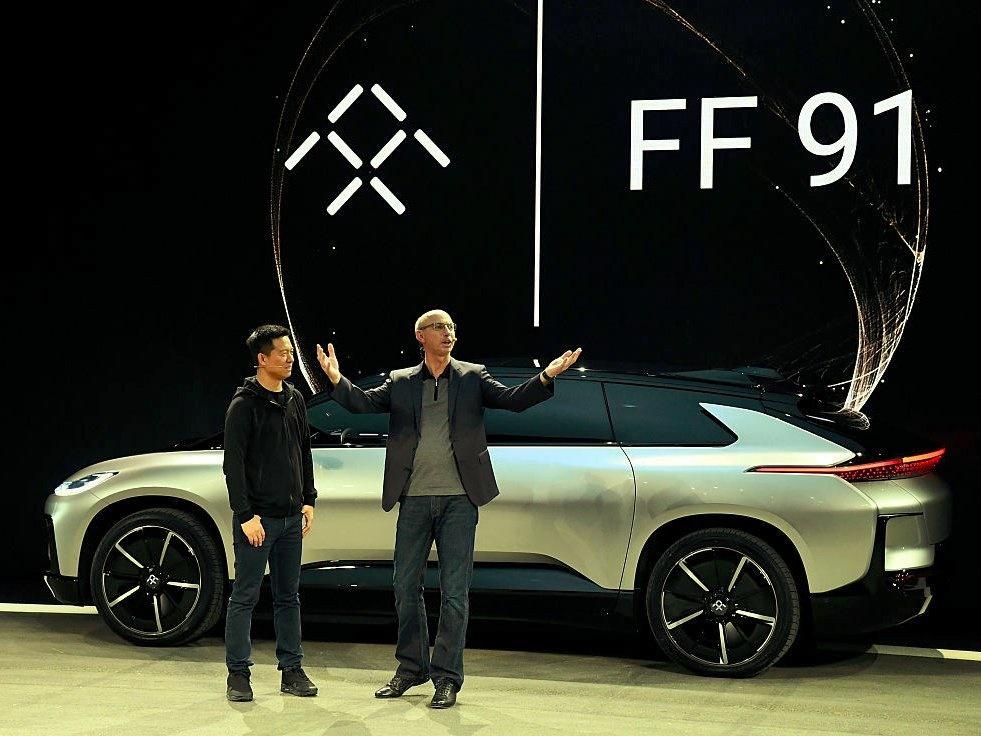 Imagem de Vergonheira: demonstração de carro da Faraday Future dá bem errado na CES no tecmundo